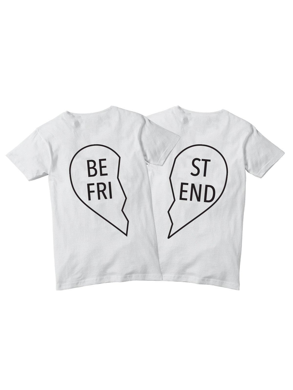 f2da36183b05 Dvoj tričko Best Friend